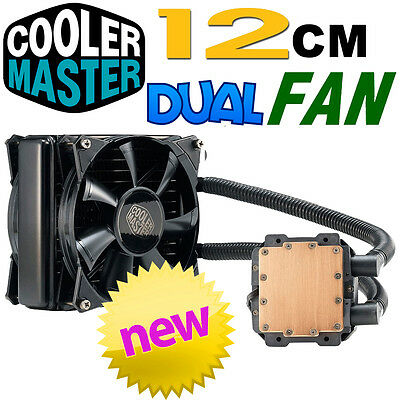 Cooler Master Nepton 140XL 280L CPU Water Liquid Cooling Kit 140mm Intel 1151
