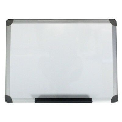 900 x 600 MAGNETISCH NOTICE BOARD WITH ALUMINIUM RAND - BRANDNEU