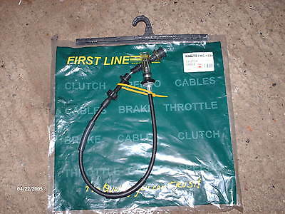 Honda Civic Shuttle 1.6i  1988~90 Clutch Cable First Line FKC1329 OE Quality