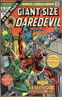 Giant-Size Daredevil #1 - VF