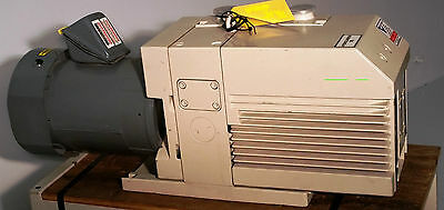 Leybold D65B High Vacuum Pump, Rebuilt By Vac-Tech, Inc.