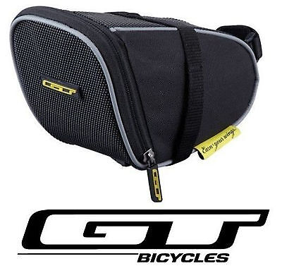 Gt Bag Under Seat Fits Road Mtb Mountian Hybrid Bike Pouch Seat Fitting