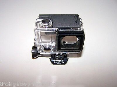 Genuine GoPro Replacement Hero3+ 3, 4 silver, black slim Housing (AHSRH-301)