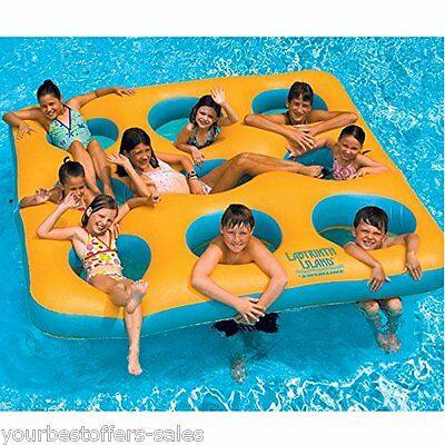 Swimline Inflatable Brand New Inflatable Pool Island Swimming Floats Pool Toys