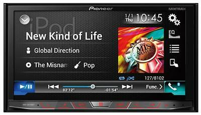 """Pioneer AVH-X8700BT Car Stereo 7"""" Touch Screen Apple CarPlay Android Auto CD DVD"""