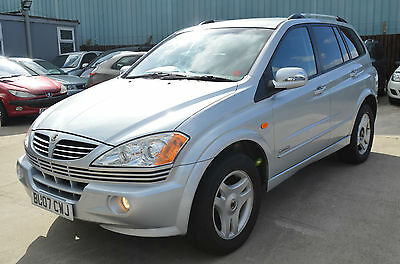2007 Ssangyong Kyron 2.0TD AUTOMATIC SX DIESEL 2X4