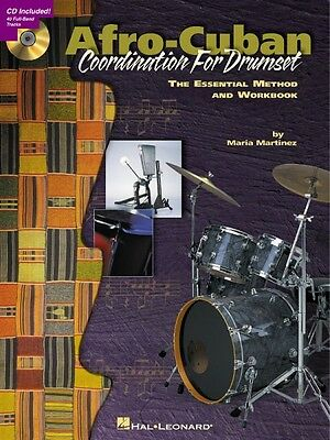 Afro-Cuban Coordination for Drumset The Essential Method and Workbook  000695328