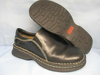Womens Shoes BORN Size 7 38 SLIP ON OXFORD EXC