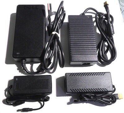 Power Supply 80w 100w UK/EU Plug for XT60 Chargers - Turnigy Accucel 6 80W, Dlux