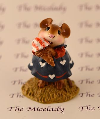 YUMMY by Wee Forest Folk, M-1277, Love American Style, Mouse Expo 2008 Special
