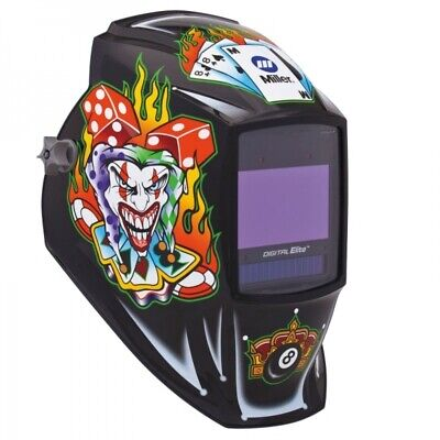 Miller Digital Elite Series Welding Helmet The Joker - 257218