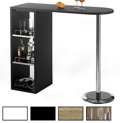 bartisch stehtisch bistrotisch tresentisch theke k chenbartisch farbauswahl eur 99 95. Black Bedroom Furniture Sets. Home Design Ideas