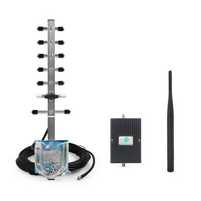 70dB 1700/2100MHz Cell Phone Signal Booster Repeater for 3G/4G T-Mobile
