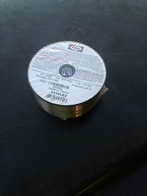 Harris Stainless MIG Welding Wire, ER316L, .030, 2 lb.