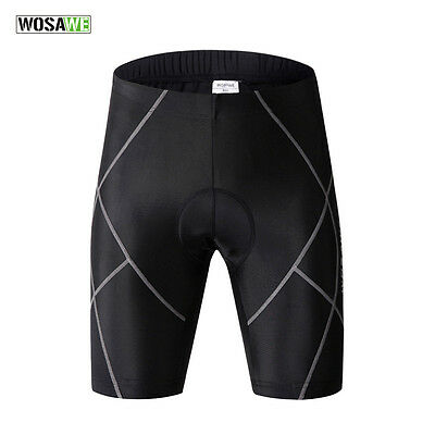 New MTB Men Cycling Mountain Bike/Bicycle Shorts Half Pants (4D Padded Inside)