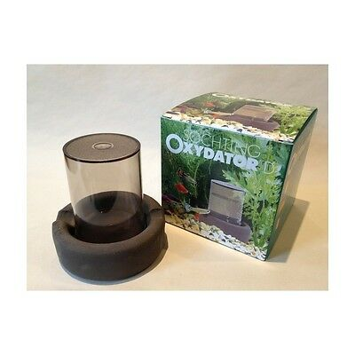Oxydator D increase O2 in aquariums used in fish breeding, reef tanks