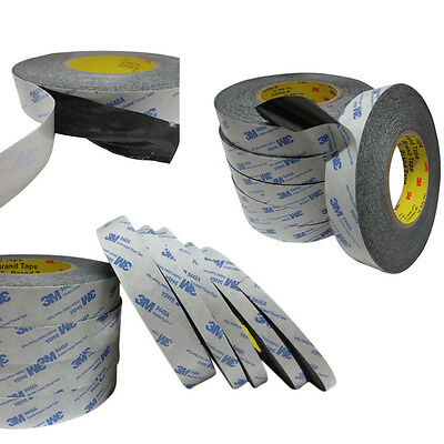 Black Double-Sided 50M Adhesive Glue Tape Sticker LCD Screen Smart Phone Repair