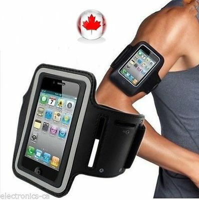 Running jogging Gym sport exercise Armband Sport Case Cover iPhone 6 AB6F