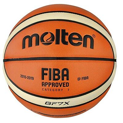 Molten GF7X Composite Leather Basketball | Free Delivery Australia Wide | Size 7