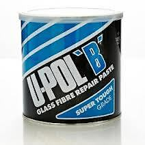 U-POL B Glass Fibre Bridging Compound No.2 1L Body Filler UPOL
