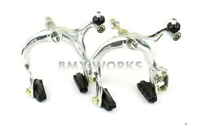 Dia-Compe MX883 Silver Brake Calipers Pairs Old Vintage School BMX Style Brakes