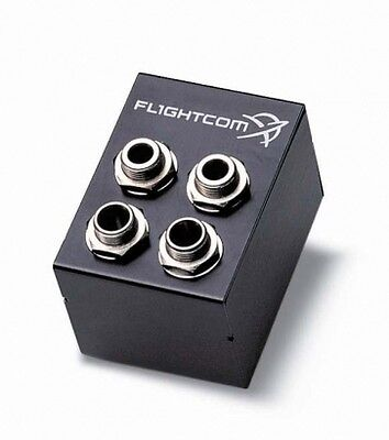 Flightcom SR-4 Expansion Module for IISX Aircraft Intercom