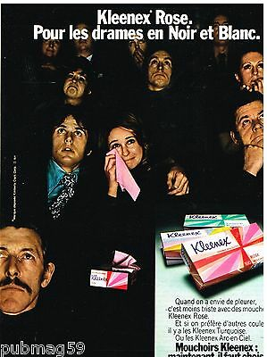 Other Breweriana Breweriana, Beer Publicité Advertising 1972 Les Mouchoirs Polivé