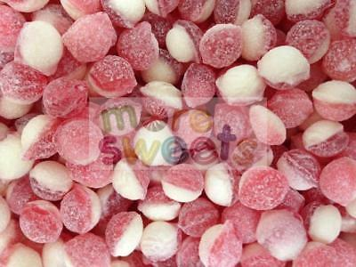 * Strawberry & Cream Pips Wholesale Pick n Mix Wedding Party RETRO SWEETS