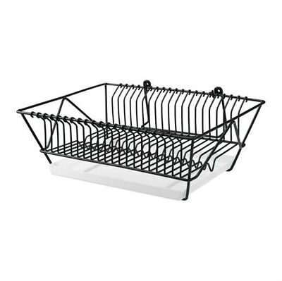 IKEA DISH DRAINER hang or stand drying rack holder Fintorp