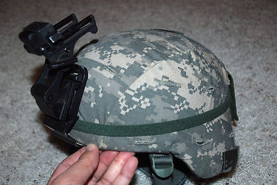 Us Army Sds Level Iiia Ach Combat Mich Combat Helmet With The Kit - Medium