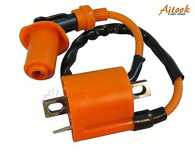 Performance Ignition Coil Honda Helix250 FL250 EZ90 Express 50SR