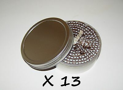 13 X 2-Hr Outdoor Survival Buddy Burner Mini Emergency Heat Fire For Bug Out Bag