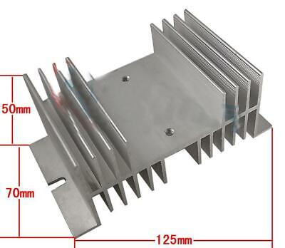 1 phase Heat Sink for SSR Up To 40A Solid State Relay