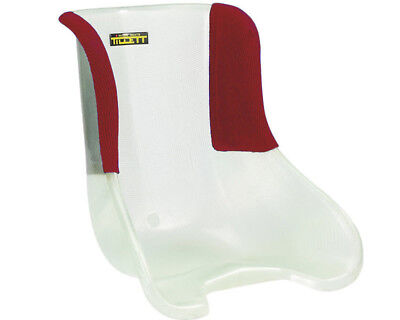 Tillett Seat T8 Standard Red 1/4 Cover C UK KART STORE