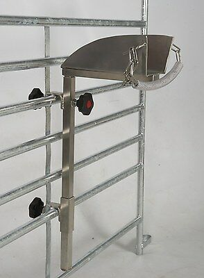 Sheep Shear Headstock Fully Stainless Steel Dagging Grooming