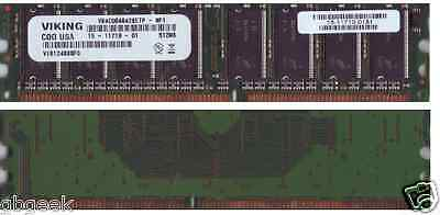 Cisco ASA5505-MEM-512 ASA5510 ASA5520 512Mb DRAM (Viking)