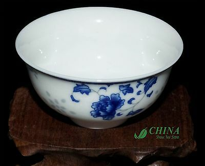 Chinese Small Tea Bowl * China Blue and White Porcelain Tea Cup