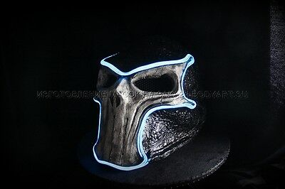 Punisher Led Mask