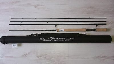 New Shakespeare Oracle Switch 4 Piece 11ft 8-9 Salmon Fly Rod