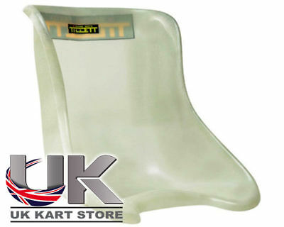Tillett Seat T10 Standard No Cover Manetti UK KART STORE