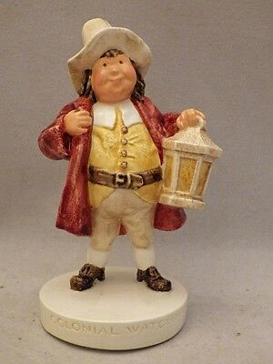 Sebastian Miniatures - Colonial Watchman - p/n 6208, later style, new in box