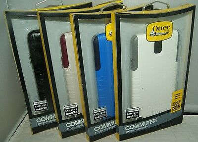 New! Otterbox Commuter Series case for Samsung Galaxy Note 3 III
