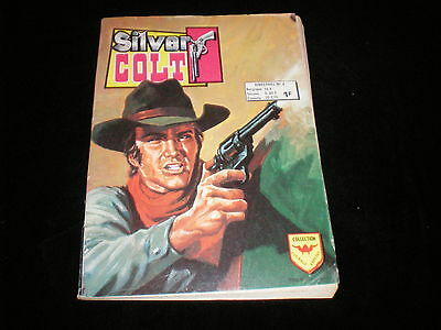 Silver Colt 4 Editions Aredit juillet 1974