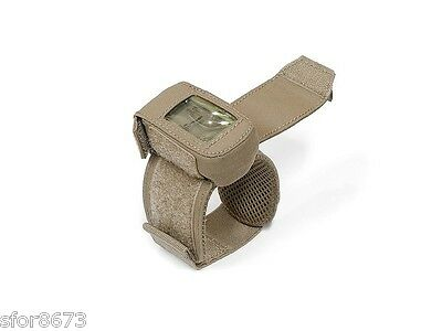 Garmin Foretrex 301 / 401 GPS Wrist Case by Warrior Assault Systems MOLLE PALS