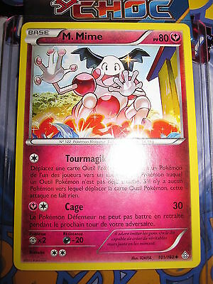 POKEMON CARTE NEUVE ★ UNCO BARBICHA 40//160 ★ XY5 FRANCAIS NEUF MINT FRENCH