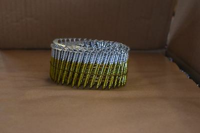 Coil Nails Galvanised 9000 2.5mm x 50mm