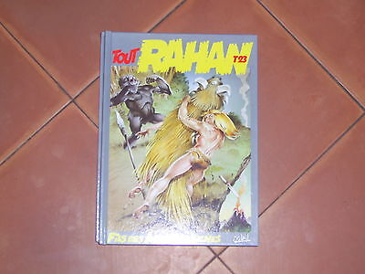 Tout Rahan  Tome 23   Editions Soleil