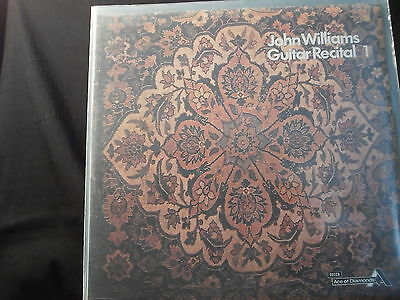 John Williams - Guitar Recital 1