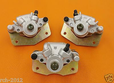 New Front & Rear Brake Caliper For Bombardier Can Am DS 650 Baja 650 2000-2007