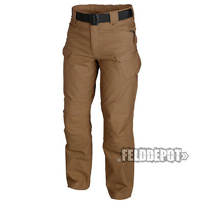 Helikon Tex Urban Tactical Pants UTP Mud Brown Ripstop Polizei Security